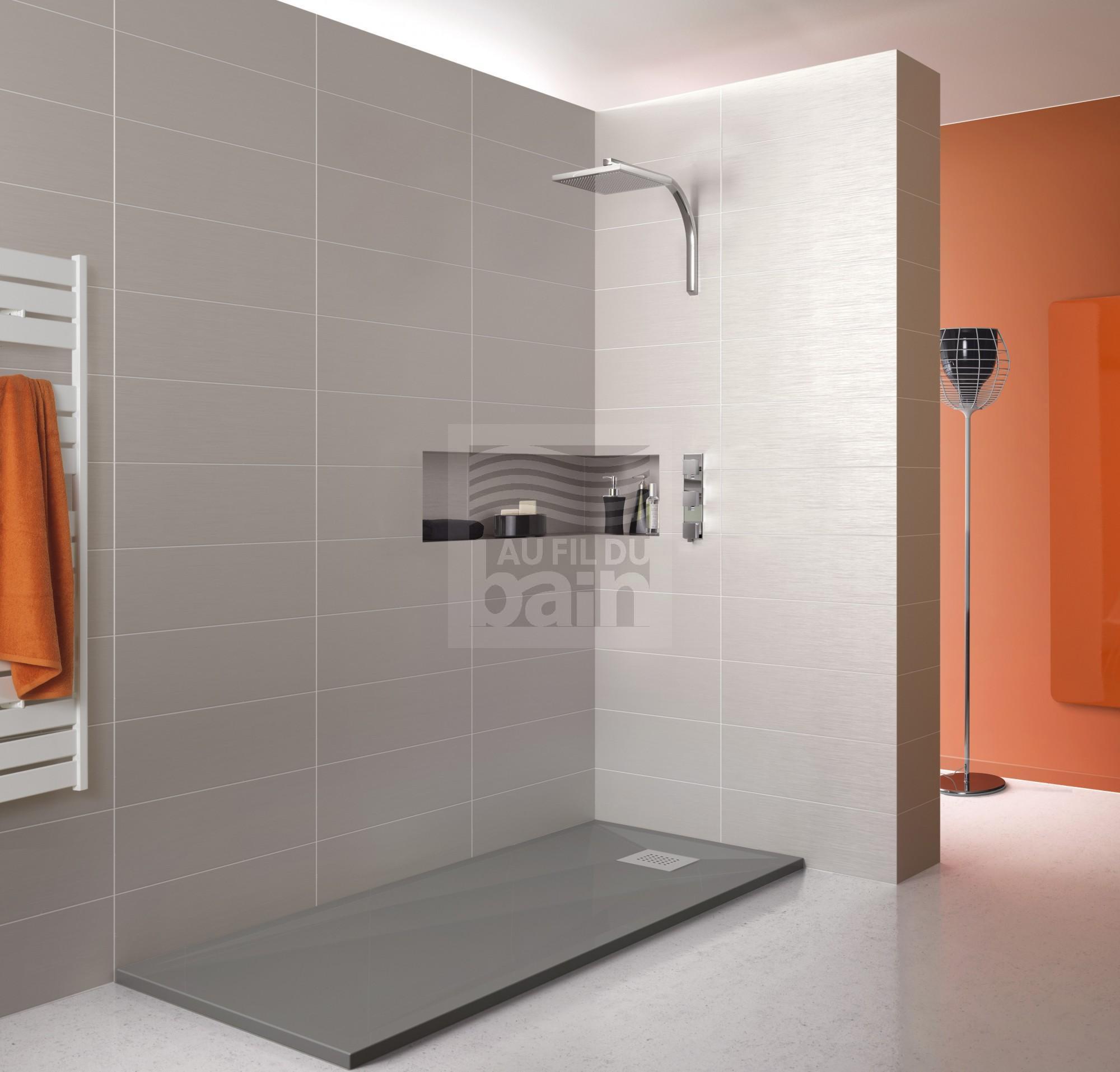 comment installer un receveur de douche extra plat. Black Bedroom Furniture Sets. Home Design Ideas