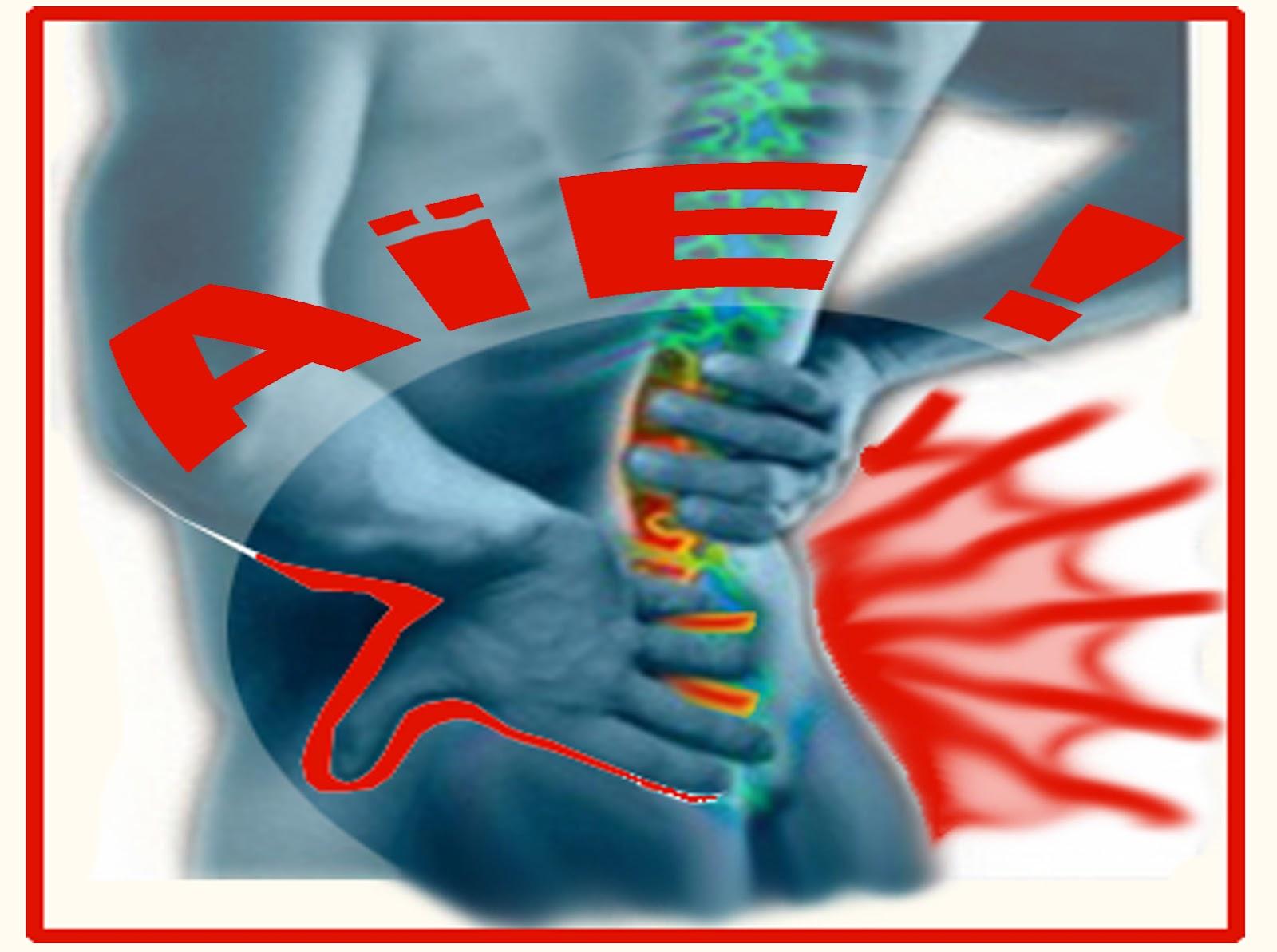 Traiter le mal de dos musculaire
